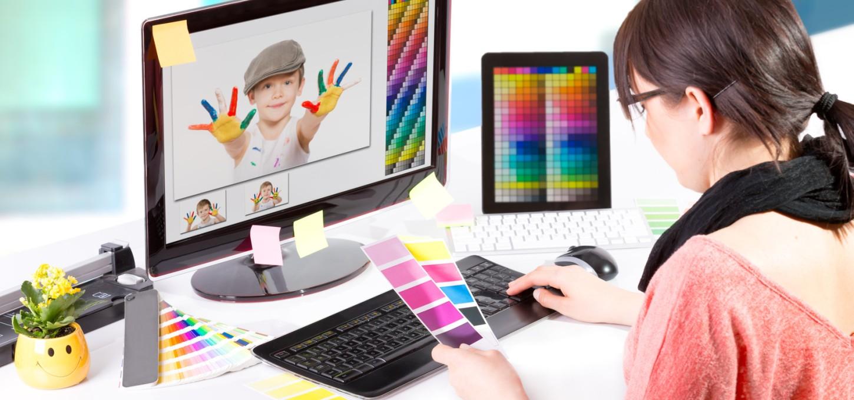 استخدام طراح و گرافیک