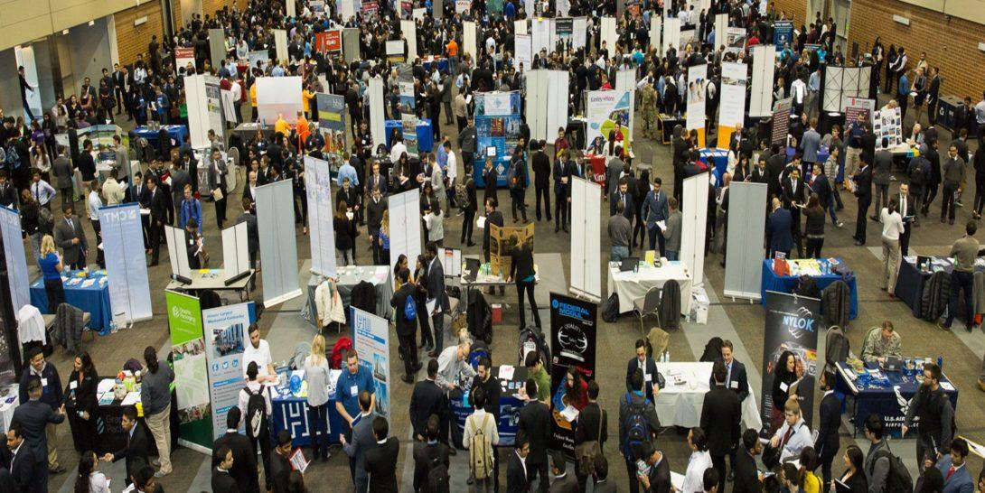نمایشگاه کار-job fair